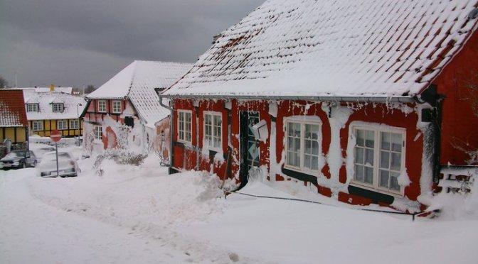 Trilogie: Bornholm im Winter (3)