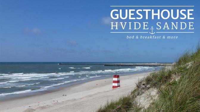 Angebot für Blogleser: Gratis Luxusfrühstück beim Guesthouse Hvide Sande Bed & Breakfast