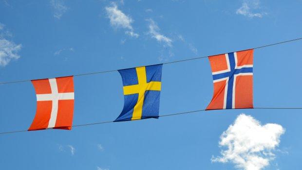 """Ergebnis der Umfrage """"Was ist Skandinavien?"""""""