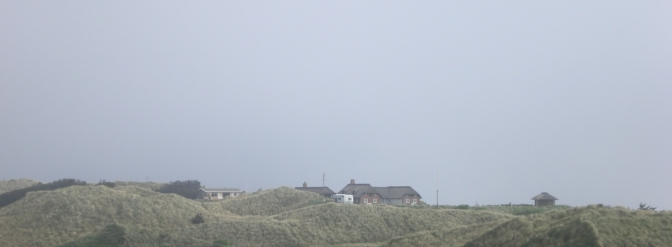 Ein Wochenende in Hvide Sande: Frühstück und Seenebel