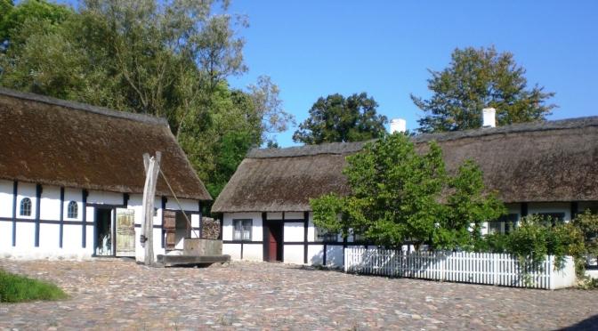 Frilandsmuseum in Lyngby (Kopenhagen), Seeland, Dänemark