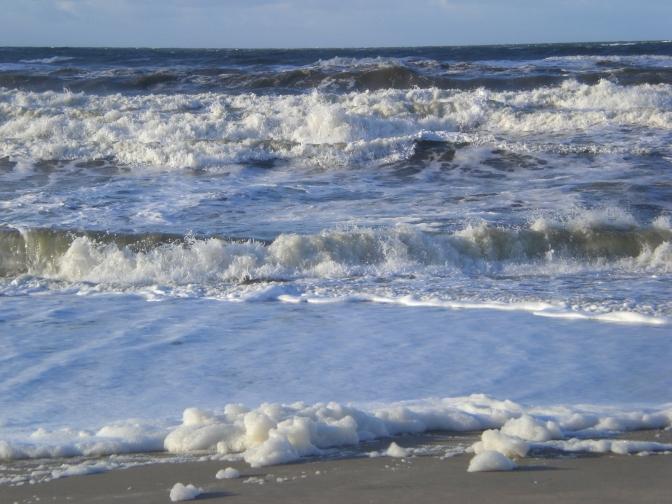 Urlaub an der dänischen Westküste: Hvide Sande Hafen
