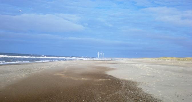 Urlaub an der dänischen Westküste: Durchhänger und fangfrischer Fisch!