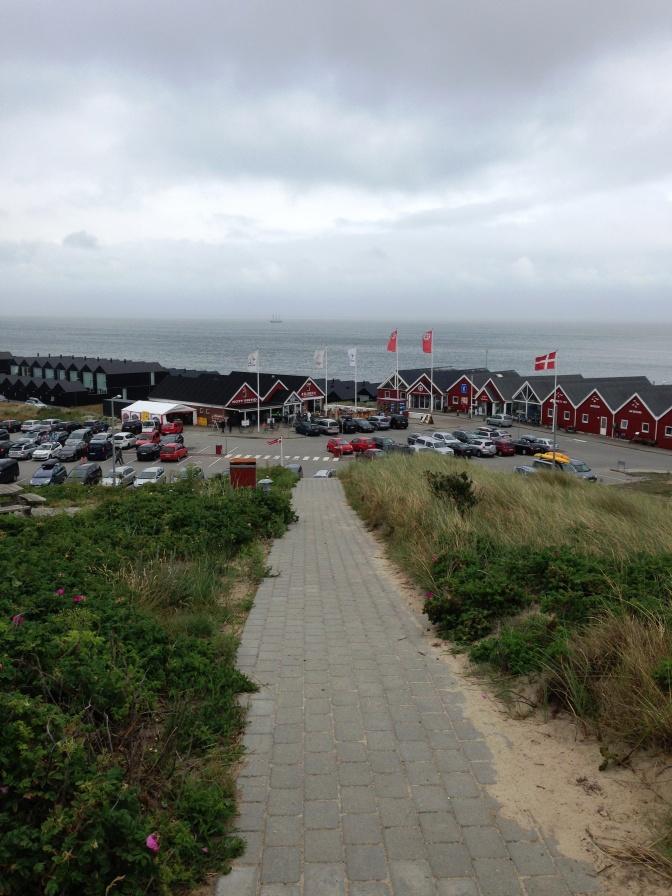 Urlaub an der Westküste in Dänemark: Luxusferienhaus in Årgab!