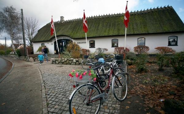 Digitales Dänemark V – Die offene Bibliothek