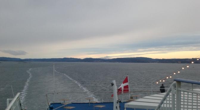Julefrokost? Mit dem Schiff von Kopenhagen nach Oslo und zurück…