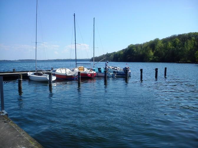 Summer in Denmark – und ein Segelboot
