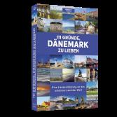 111 GRÜNDE, DÄNEMARK ZU LIEBEN - Cover