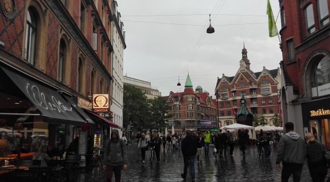 Herbst in Kopenhagen